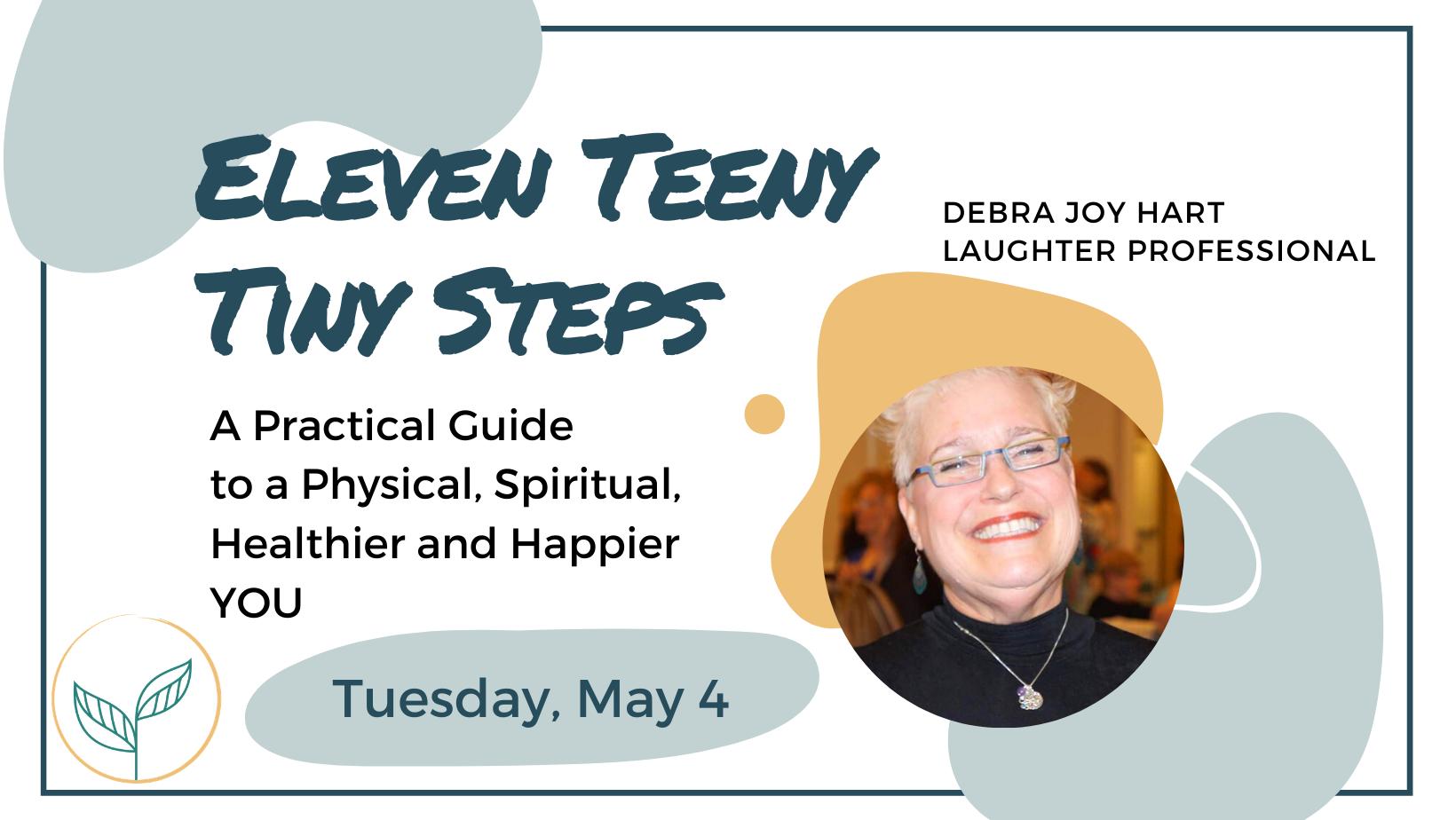 Debra Joy_Eleven Steps