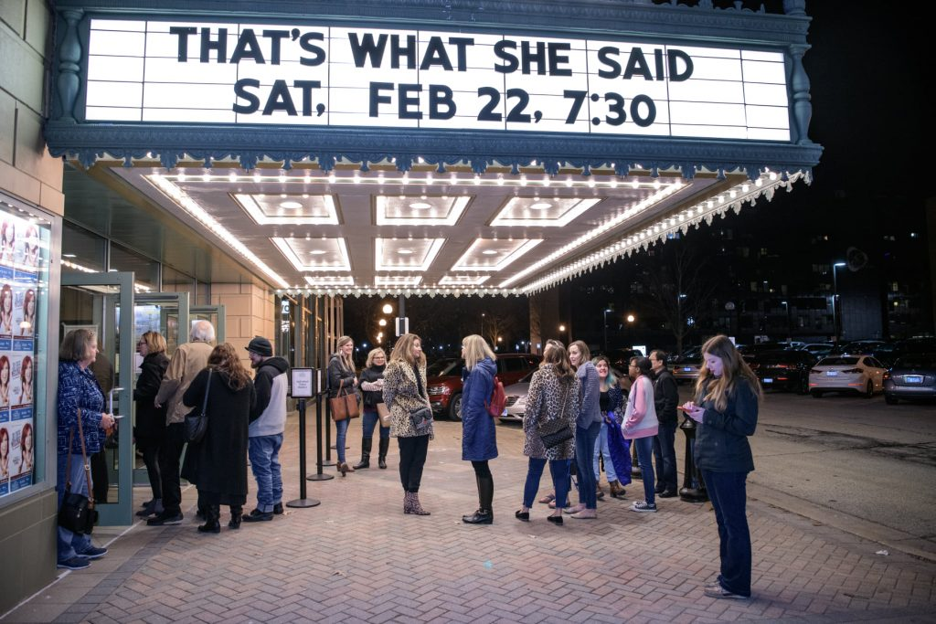 Marquis from Thats What she Said February 2020